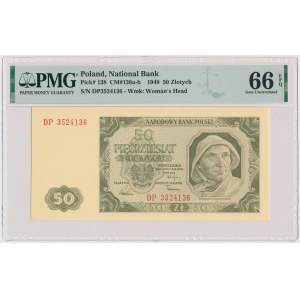 50 złotych 1948 - DP