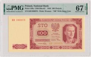 100 złotych 1948 - KR