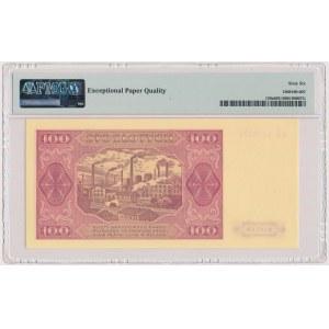 100 złotych 1948 - WZÓR kolekcjonerski - KR