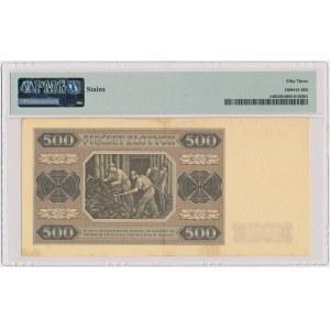 500 złotych 1948 - BM