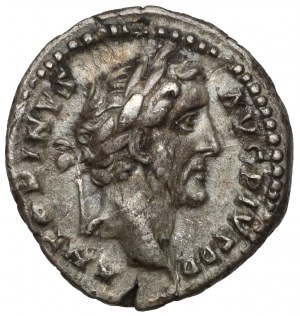 Antoninus Pius (138-161 n.e.) Denar