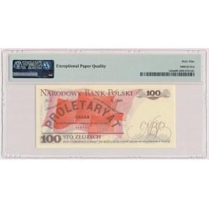 100 złotych 1975 - AA