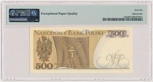 500 złotych 1974 - M