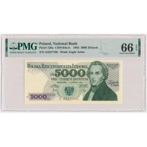 5.000 złotych 1982 - A