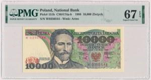 10.000 złotych 1988 - W