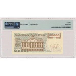 50.000 złotych 1989 - N 0000088