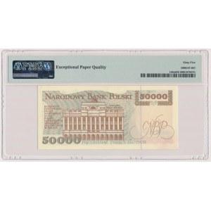 50.000 złotych 1993 - D