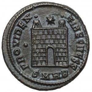 Konstantyn II (316-337 n.e.) Follis, Heraclea