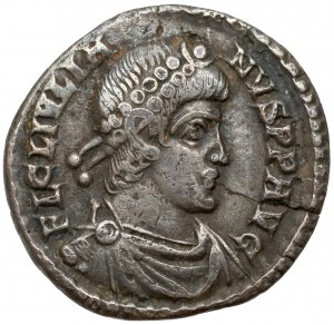 Julian II Apostata (360-363), Silikwa, Lugdunum