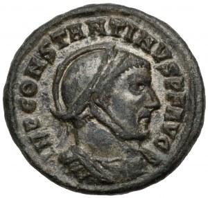 Konstantyn I Wielki (306-337) Follis, Siscia