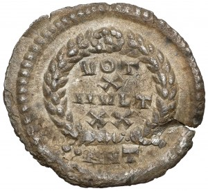 Walens (364-378 n.e.) Siliqua, Antiochia