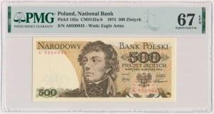 500 złotych 1974 - A