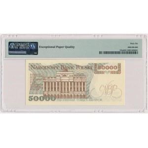 50.000 złotych 1989 - AB
