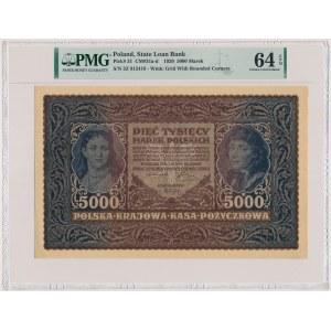 5.000 mkp 1920 - III Serja Z