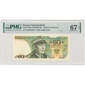 50 złotych 1979 - CB