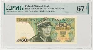 50 złotych 1979 - CA