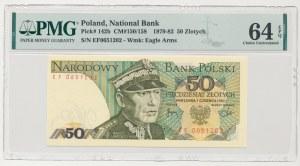 50 złotych 1982 - EF