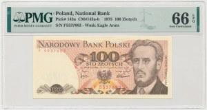 100 zł 1975 - F