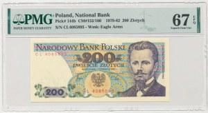 200 zł 1982 - CL
