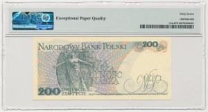 200 zł 1986 - CZ