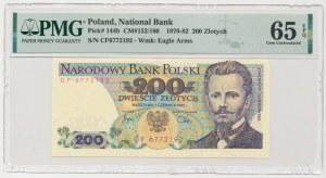200 zł 1982 - CF