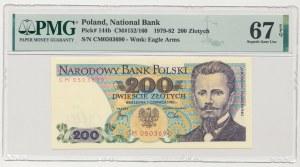 200 zł 1982 - CM
