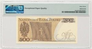 500 zł 1979 - BL