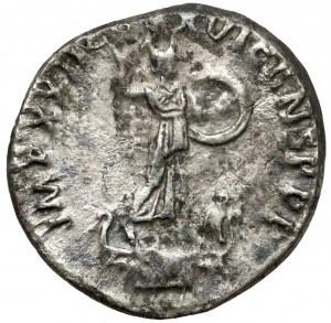 Domicjan (81-96 n.e.) Denar, Rzym