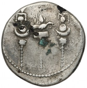 Domicjan (81-96 n.e.) Cystofor - Subaerat, Efez albo Rzym