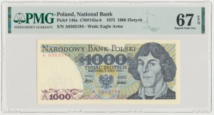 1.000 złotych 1975 - A