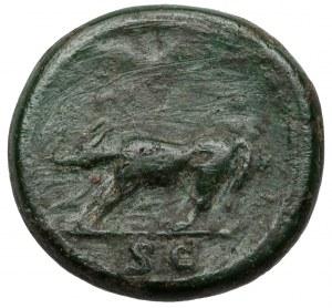 Trajan (98-117 n.e.) Semis