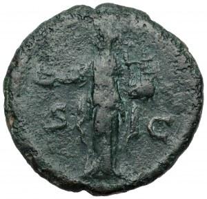 Antoninus Pius (138-161 n.e.) As, Rzym