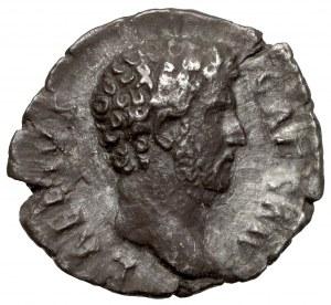 Aelius (136-138 n.e.) Denar, Rzym - Rzadsze panowanie