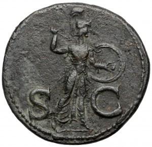 Klaudiusz (41-54 n.e.) As