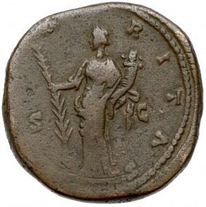 Lucilla (164-169 n.e.) Sesterc, Rzym