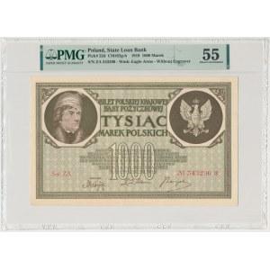 1.000 mkp 1919 - Ser.ZA