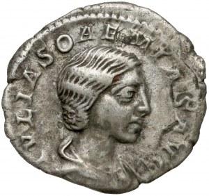 Julia Soemias (218-222 n.e.) Denar, Rzym
