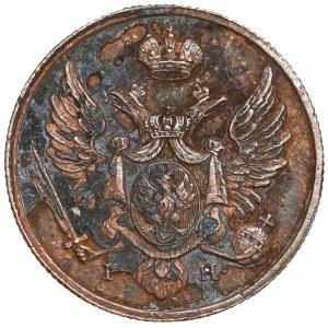 3 grosze polskie 1829 FH - nowe bicie