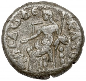 Antoninus Pius (138-161 n.e.) Tetradrachma, Aleksandria