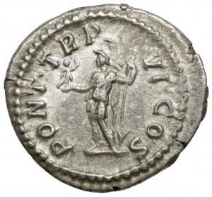 Karakalla (198-217 n.e.) Denar, Rzym