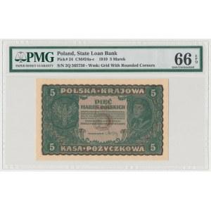 5 mkp 1919 - II Serja Q