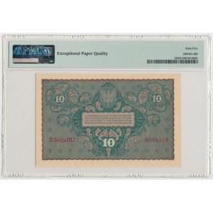 10 mkp 1919 - II Serja BU (Mił.25b)