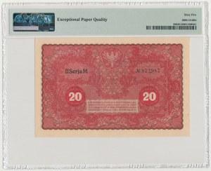 20 mkp 1919 - II Serja M