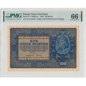 100 mkp 1919 - IE Serja A