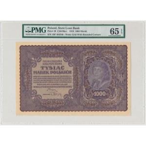 1.000 mkp 1919 - I Serja BF
