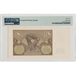 10 złotych 1940 - Ser.J