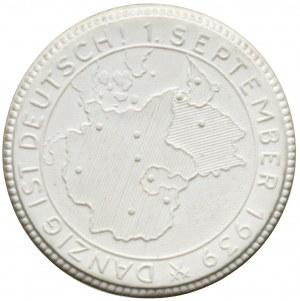 Gdańsk, Medal 1939 - Kampania w Polsce