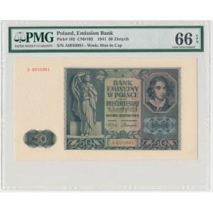 50 złotych 1941 - A