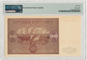 1.000 złotych 1946 - AA (Mił.22h)