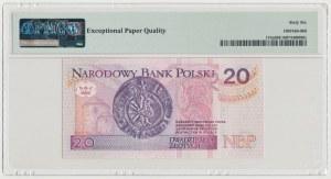 20 złotych 1994 - AA 0003228